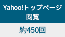 WEB閲覧 約450回